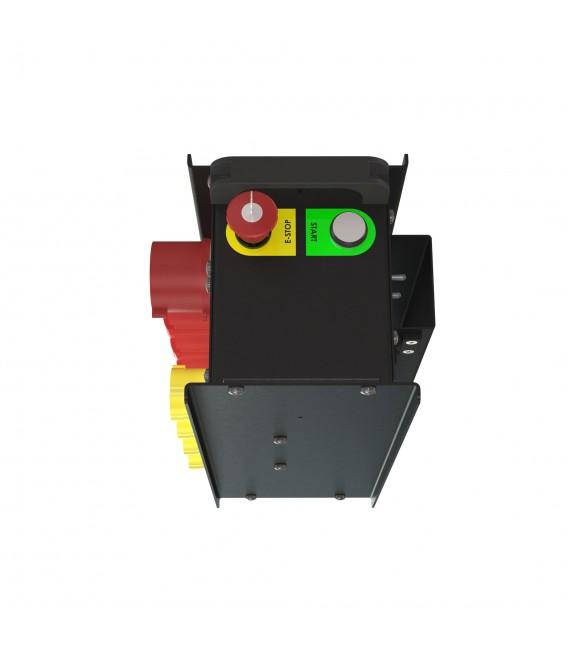Hoist controller - 4 channels - Local control
