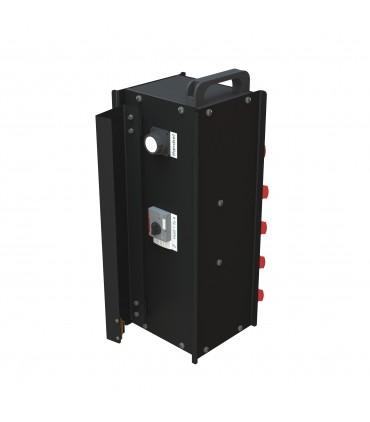 Hoist controller - 4 channels - Remote control