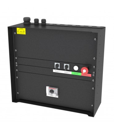Hoist controller - 2 channels - Local control