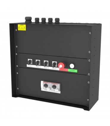 Hoist controller - 4 channels - Local control