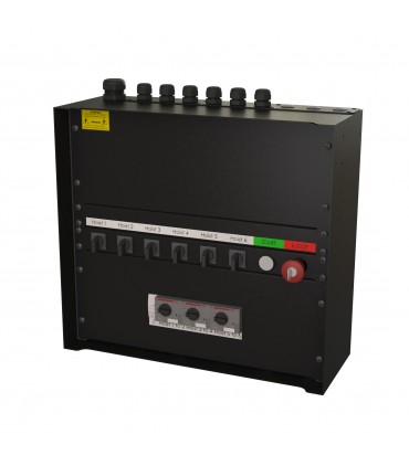 Hoist controller - 6 channels - Local control