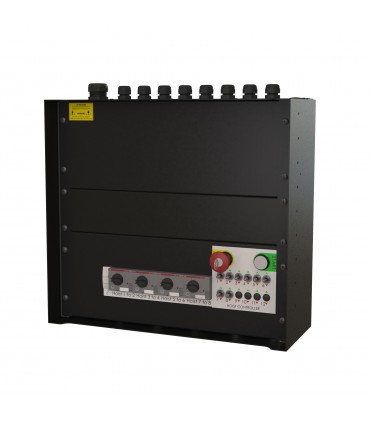 Hoist controller - 8 channels - Local control