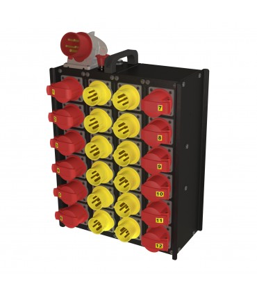 Hoist controller - 12 channels - Local control