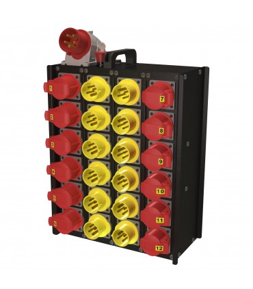 Hoist controller - 12 channels - Remote control