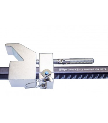 Beam Clamp - Wide opening - EN 795