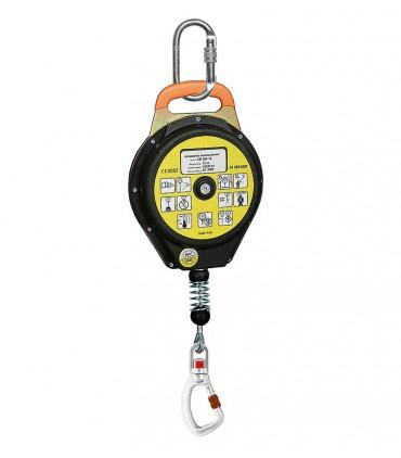 Antichute rétractable à câble