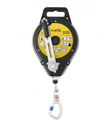 Antichute rétractable à câble avec treuil