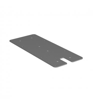 Plaque de montage plate pour P-10 et Q-10 POI