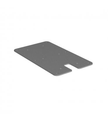 Plaque de montage plate pour P-6 POI