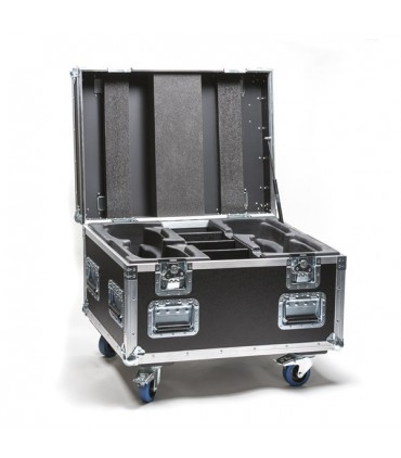 Flight Case for 4 pcs. of G-1