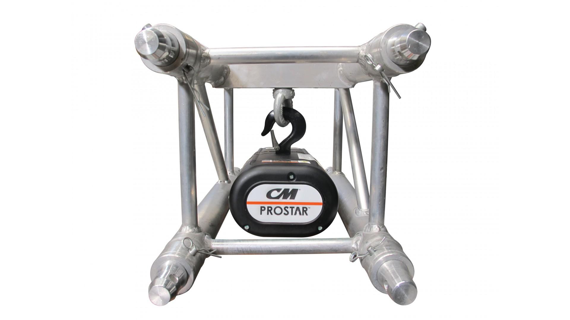 cm prostar 250kg hoist cm prostar 250 kg electric chain hoist  at soozxer.org