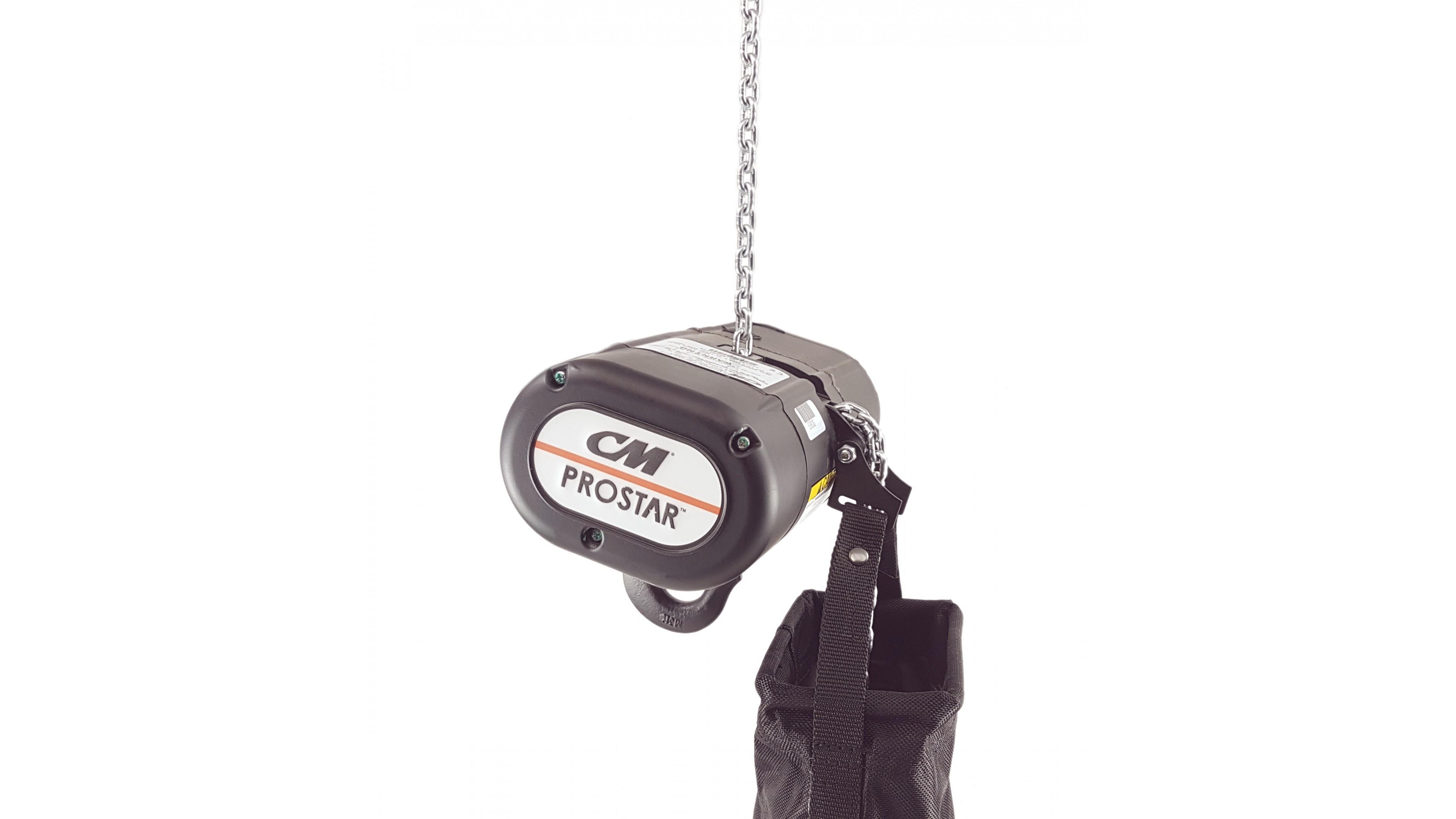 CM - Prostar - 250 kg Electric Chain Hoist  Ton Cm Lodestar Hoist Wiring Diagram on