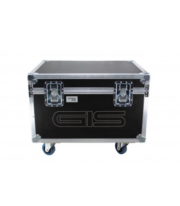 Flight Case pour 4x GIS LPM