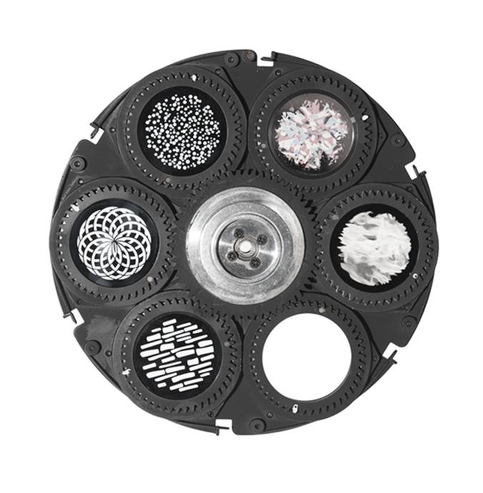 Gobo wheel 1 G-Spot