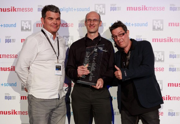 ChamSys remporte un PIPA Award avec la MQ500 et dévoile la nouvelle Playback Wing Stadium