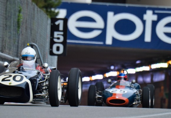 SGM en pole position du grand prix de Monaco