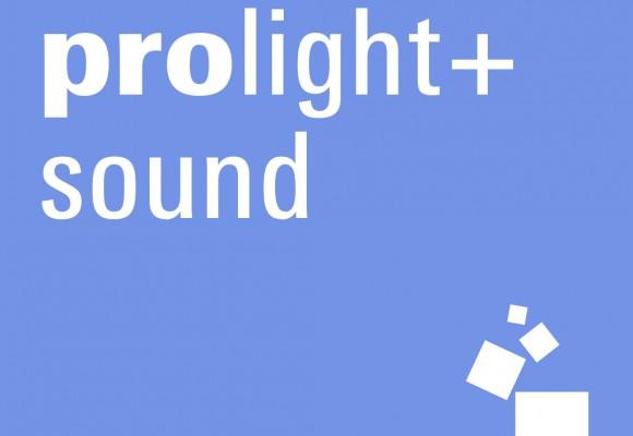 Toute notre offre rigging sera au Prolight + Sound 2018 !