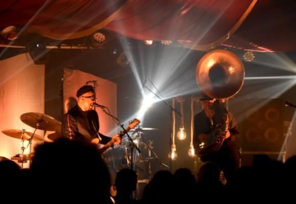 La MQ80 fait son show au Tourcoing Jazz Festival